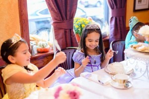 Royal Tea Party with Lots of Really Cute Ideas via Kara's Party Ideas | KarasPartyIdeas.com #DisneyPrincessParty #PrincessTeaParty #PartyIdeas #Supplies (6)