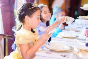 Royal Tea Party with Lots of Really Cute Ideas via Kara's Party Ideas | KarasPartyIdeas.com #DisneyPrincessParty #PrincessTeaParty #PartyIdeas #Supplies (3)