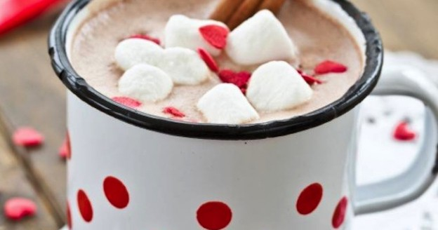 THE best Crock Pot : Slow Cooker HOT CHOCOLATE RECIPE! Rich and creamy! Via Kara's Party Ideas KarasPartyIdeas.com 2