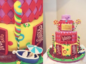 Willy Wonka Party with Such Cute Ideas via Kara's Party Ideas | KarasPartyIdeas.com #CharlieAndTheChocolateFactoryParty #PartyIdeas #Supplies (9)