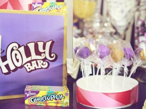 Willy Wonka Party with Such Cute Ideas via Kara's Party Ideas | KarasPartyIdeas.com #CharlieAndTheChocolateFactoryParty #PartyIdeas #Supplies (8)