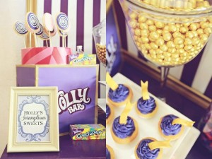 Willy Wonka Party with Such Cute Ideas via Kara's Party Ideas | KarasPartyIdeas.com #CharlieAndTheChocolateFactoryParty #PartyIdeas #Supplies (4)