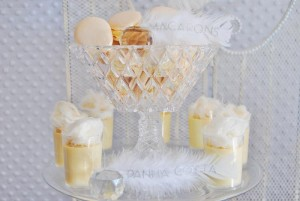 Angel Themed Baby Shower with Such Darling Ideas via Kara's Party Ideas | KarasPartyIdeas.com #Angels #Party #Ideas #Supplies (13)