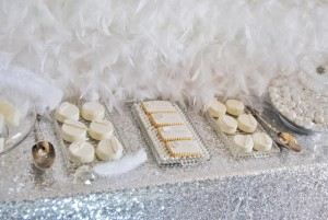 Angel Themed Baby Shower with Such Darling Ideas via Kara's Party Ideas | KarasPartyIdeas.com #Angels #Party #Ideas #Supplies (6)