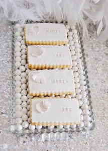 Angel Themed Baby Shower with Such Darling Ideas via Kara's Party Ideas | KarasPartyIdeas.com #Angels #Party #Ideas #Supplies (5)