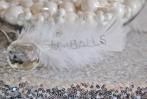 Angel Themed Baby Shower with Such Darling Ideas via Kara's Party Ideas | KarasPartyIdeas.com #Angels #Party #Ideas #Supplies (14)