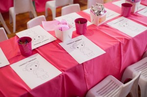 Modern Asian Themed 1st Birthday Party with Lots of Cute Ideas via Kara's Party Ideas | KarasPartyIdeas.com #Asian #Mulan #Party #Ideas #Supplies (11)