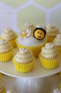 1st Bee-Day Party with Such Cute Ideas via Kara's Party Ideas | KarasPartyIdeas.com #HoneybeeParty #Party #Ideas #Supplies (4)