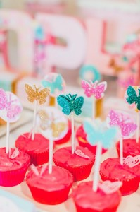 Butterfly Themed 1st Birthday Party with Lots of Cute Ideas via Kara's Party Ideas | KarasPartyIdeas.com #Butterflies #FirstBirthday #PartyIdeas #PartySupplies #Butterfly (38)
