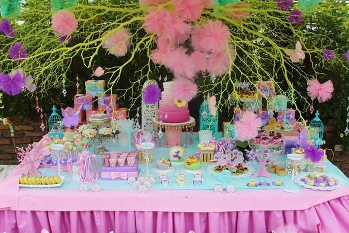 Butterfly Garden Party with Such Cute Ideas via Karas Party Ideas
