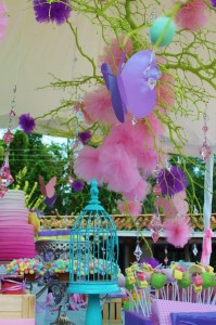 Pastel Butterfly Garden Party with Such Cute Ideas via Kara's Party Ideas | KarasPartyIdeas.com #Butterflies #Girly #Party #Ideas #Supplies (12)