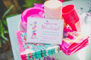 Butterfly Themed 1st Birthday Party with Lots of Cute Ideas via Kara's Party Ideas | KarasPartyIdeas.com #Butterflies #FirstBirthday #PartyIdeas #PartySupplies #Butterfly (16)