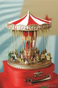 Vintage Circus Party with Such Cute Ideas via Kara's Party Ideas | KarasPartyIdeas.com #CarnivalParty #Party #Ideas #Supplies (6)