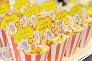 Circus Party with Lots of Awesome Ideas via Kara's Party Ideas | KarasPartyIdeas.com #Carnival #Party #Ideas #Supplies (10)
