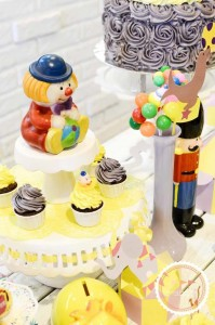 Circus Party with Lots of Awesome Ideas via Kara's Party Ideas | KarasPartyIdeas.com #Carnival #Party #Ideas #Supplies (9)