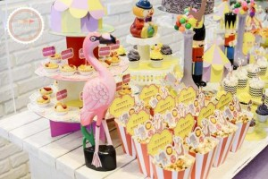 Circus Party with Lots of Awesome Ideas via Kara's Party Ideas | KarasPartyIdeas.com #Carnival #Party #Ideas #Supplies (8)