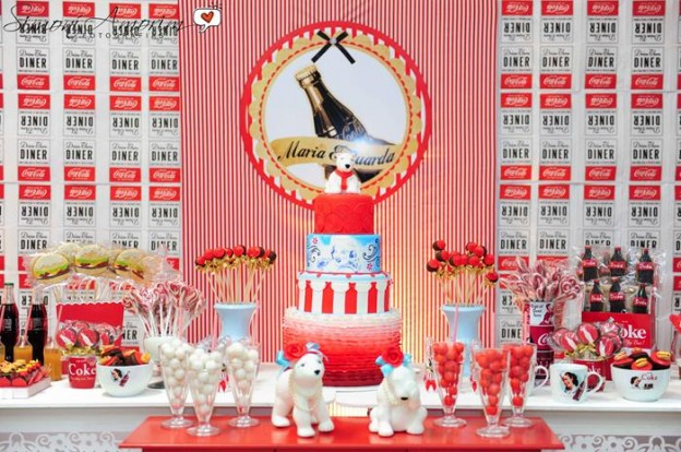 Coca Cola Party with So Many REALLY CUTE Ideas via Kara's Party Ideas | KarasPartyIdeas.com #CokeParty #DinerParty #PartyIdeas #Supplies (30)