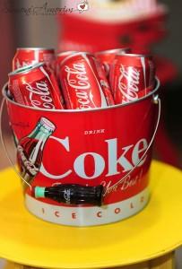 Coca Cola Party with So Many REALLY CUTE Ideas via Kara's Party Ideas | KarasPartyIdeas.com #CokeParty #DinerParty #PartyIdeas #Supplies (5)