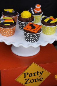 Construction Themed 3rd Birthday Party with Lots of Awesome Ideas via Kara's Party Ideas | KarasPartyIdeas.com #WorkZone #Party #Ideas #Supplies (11)