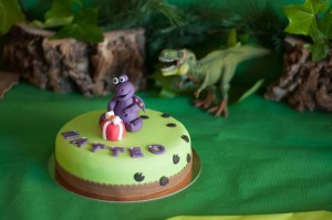DinoDinosaur Themed 2nd Birthday Party with Lots of Cute Ideas via Kara's Party Ideas | KarasPartyIdeas.com #Dino #Party #Ideas #Supplies (15)