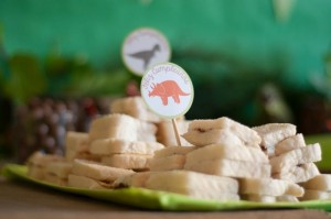 DinoDinosaur Themed 2nd Birthday Party with Lots of Cute Ideas via Kara's Party Ideas | KarasPartyIdeas.com #Dino #Party #Ideas #Supplies (5)