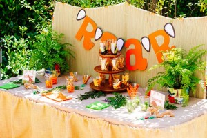 Dinosaur Themed 3rd Birthday Party with Lots of Really Great Ideas via Kara's Party Ideas | KarasPartyIdeas.com #DinosaurParty #PartyIdeas #Supplies (7)