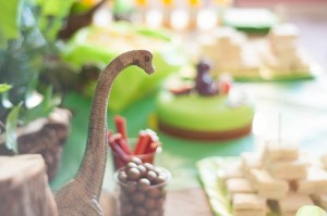 DinoDinosaur Themed 2nd Birthday Party with Lots of Cute Ideas via Kara's Party Ideas | KarasPartyIdeas.com #Dino #Party #Ideas #Supplies (2)