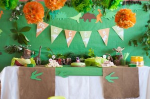 DinoDinosaur Themed 2nd Birthday Party with Lots of Cute Ideas via Kara's Party Ideas | KarasPartyIdeas.com #Dino #Party #Ideas #Supplies (7)