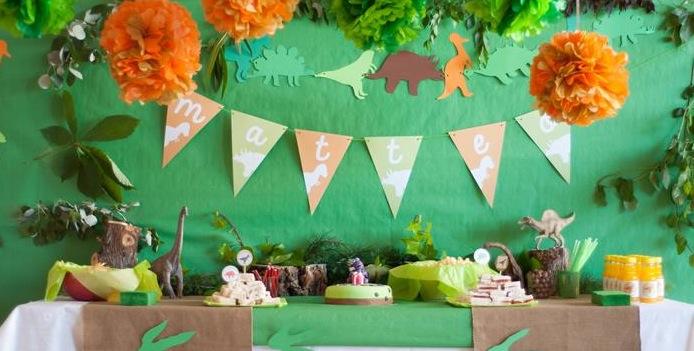 Kara S Party Ideas Dinosaur Party Planning Ideas Supplies