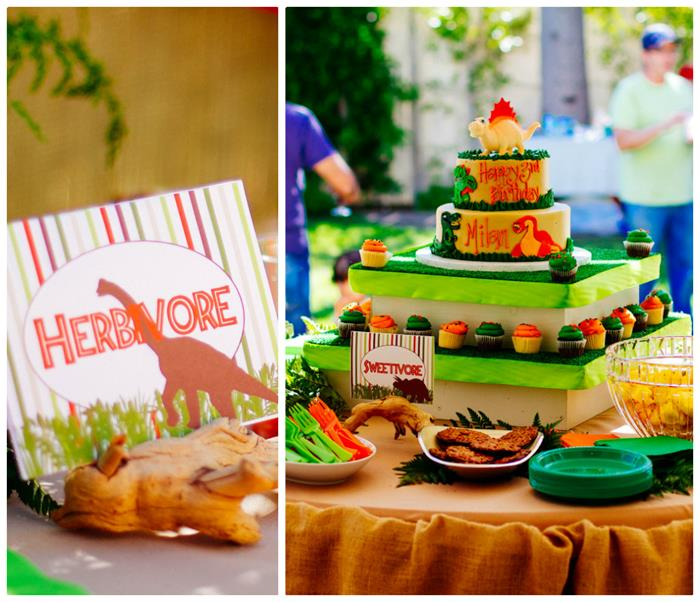84 Food Ideas For Dinosaur Birthday Party Theme My Four Year Old