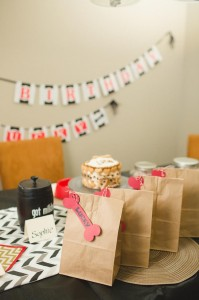 Doggy Birthday Party + For Dogs with Lots of Fun Ideas via Kara's Party Ideas | KarasPartyIdeas.com #ADogsBirthdayParty #DogParty #PartyIdeas #Supplies (7)