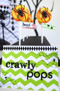 Eek-O-Ween Party with FREE PRINTABLES and Such Cute Ideas via Kara's Party Ideas | KarasPartyIdeas.com #HalloweenParty #HalloweenPrintables #Party #Ideas #Supplies (5)