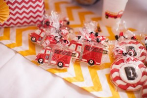 Fire Truck Themed Birthday Party with Lots of Really Cute Ideas via Kara's Party Ideas | KarasPartyIdeas.com #FiremanParty #FiretruckParty #PartyIdeas #Supplies (11)
