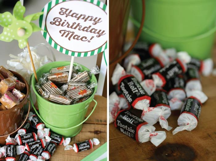 Football Themed Party Decorating Ideas Part - 45: ... Football Themed 7th Birthday Party With Lots Of Cute Ideas Via Kara S Party  Ideas Karaspartyideas ...