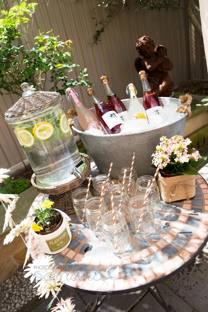 Karas Party Ideas Garden Baby Shower Party Planning Ideas Supplies