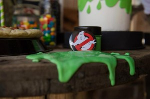 Ghostbusters Halloween Party with Awesome Ideas via Kara's Party Ideas | KarasPartyIdeas.com #HalloweenParty #Party #Ideas #Supplies (4)