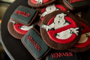 Ghostbusters Halloween Party with Awesome Ideas via Kara's Party Ideas | KarasPartyIdeas.com #HalloweenParty #Party #Ideas #Supplies (13)