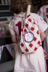 """A League of Her Own"" Girly Baseball Party with SUCH ADORABLE IDEAS via Kara's Party Ideas 