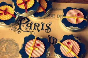 American Girl Doll in Paris Party with Lots of Really Fun Ideas via Kara's Party Ideas | KarasPartyIdeas.com #AmericanGirl #French #Party #Ideas #Supplies (9)
