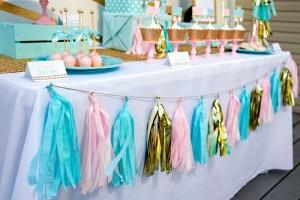 Glam Vintage Train Party with Such Cute Ideas via Kara's Party Ideas | KarasPartyIdeas.com #GirlyTrainParty #PartyIdeas #Supplies (3)
