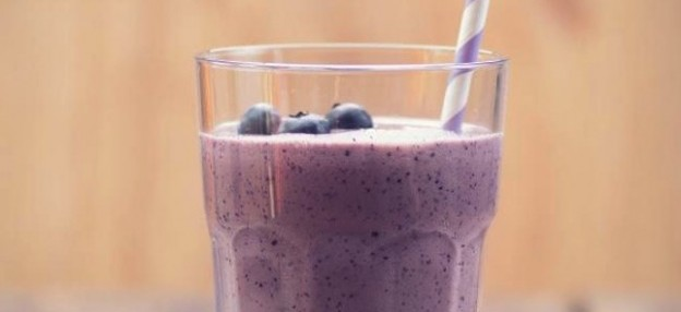 blueberry banana coconut smoothie recipe - the best