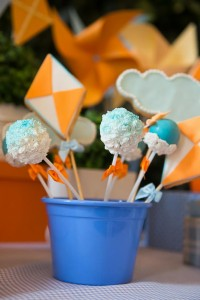 Pinwheels and Kites Party with So Many Cute Ideas via Kara's Party Ideas | KarasPartyIdeas.com #PinwheelsParty #KiteParty #PartyIdeas #Supplies (12)