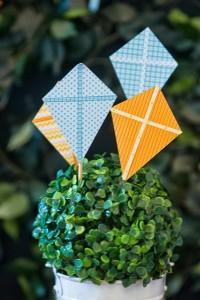 Pinwheels and Kites Party with So Many Cute Ideas via Kara's Party Ideas | KarasPartyIdeas.com #PinwheelsParty #KiteParty #PartyIdeas #Supplies (7)