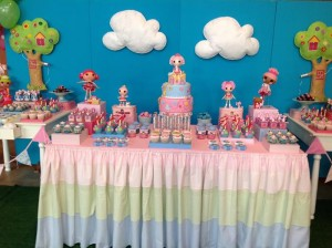 Lalaloopsy Party with So Many Cute Ideas via Kara's Party Ideas | KarasPartyIdeas.com #LalaloopsyParty #PartyIdeas #Supplies (2)