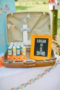 Modern Little Man 1st Birthday Party with Lots of REALLY CUTE Ideas via Kara's Party Ideas | KarasPartyIdeas.com #LittleManParty #PartyIdeas #Supplies (9)