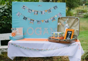 Modern Little Man 1st Birthday Party with Lots of REALLY CUTE Ideas via Kara's Party Ideas | KarasPartyIdeas.com #LittleManParty #PartyIdeas #Supplies (7)