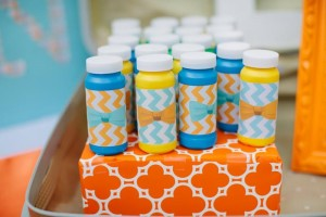 Modern Little Man 1st Birthday Party with Lots of REALLY CUTE Ideas via Kara's Party Ideas | KarasPartyIdeas.com #LittleManParty #PartyIdeas #Supplies (2)