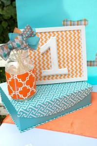 Modern Little Man 1st Birthday Party with Lots of REALLY CUTE Ideas via Kara's Party Ideas | KarasPartyIdeas.com #LittleManParty #PartyIdeas #Supplies (16)
