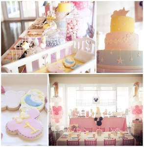 Goodnight Minnie Mouse Party with Lots of Really Cute Ideas via Kara's Party Ideas | KarasPartyIdeas.com #MinnieMouseParty #Party #Ideas #Supplies (1)