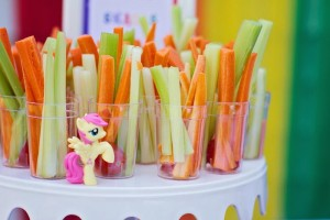 My Little Pony Rainbow Party Full of Cute Ideas via Kara's Party Ideas | KarasPartyIdeas.com #4thBirthday #Party #Ideas #Supplies (17)
